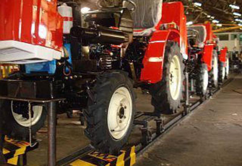 В Турции начнут собирать азербайджано-белорусские трактора