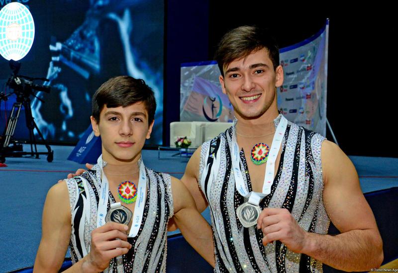 Азербайджанские гимнасты: Мы добились своей цели