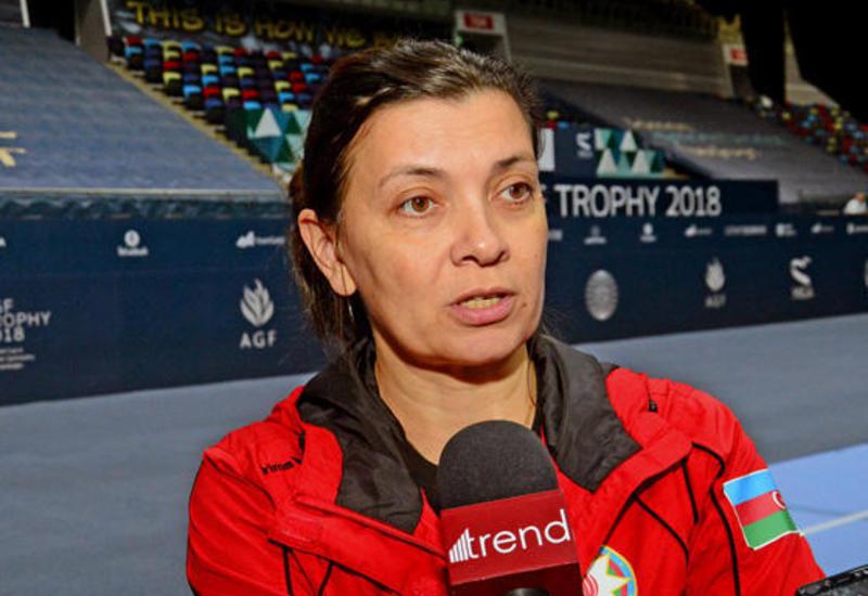Главный тренер сборной Азербайджана по акробатической гимнастике: Гимнасты справились со своей работой