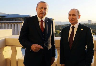 Путин назвал сроки завершения сухопутной части «Турецкого потока»
