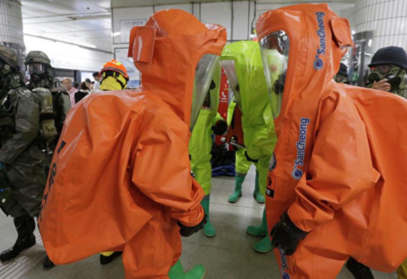 В Южной Корее загорелся Центр ядерных исследований