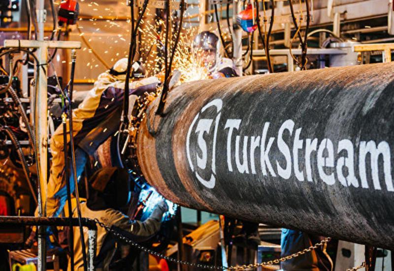 """В Турции заявили, что """"Турецкий поток"""" устранит риски при поставках газа"""