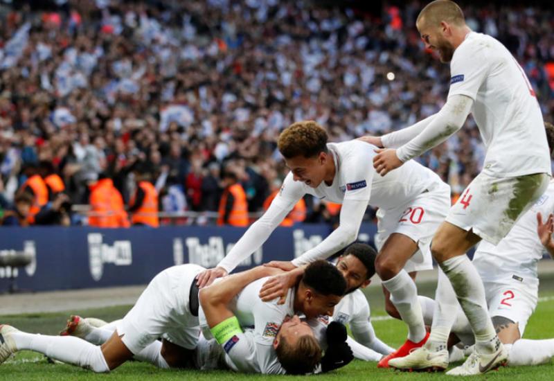 """Сборная Англии победила Хорватию и вышла в плей-офф Лиги наций <span class=""""color_red"""">- ВИДЕО</span>"""