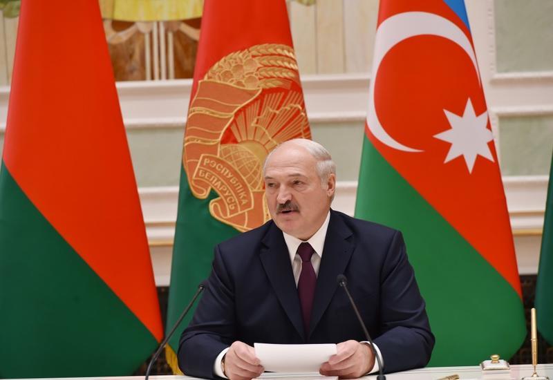 Александр Лукашенко: Беларусь и Азербайджан навсегда останутся надежными и стратегическими партнерами