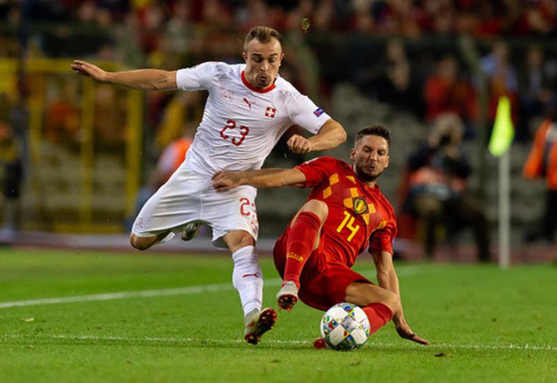 """Швейцария сотворила сумасшедший камбэк в матче с Бельгией <span class=""""color_red"""">- ВИДЕО</span>"""