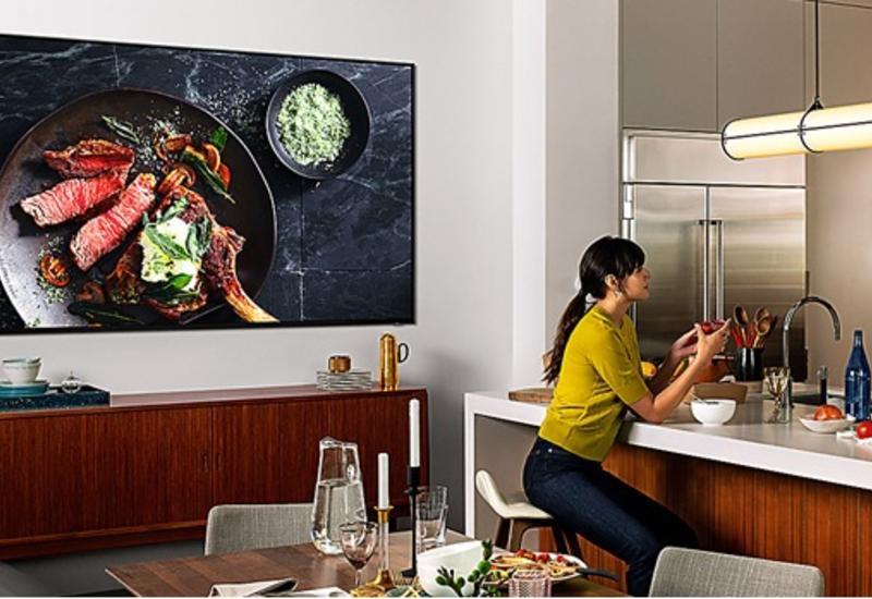 Samsung Qled TV– высокое качество изображения и уникальный дизайн
