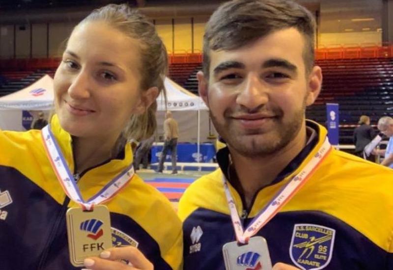 Каратистка Азербайджана выиграла Кубок Франции