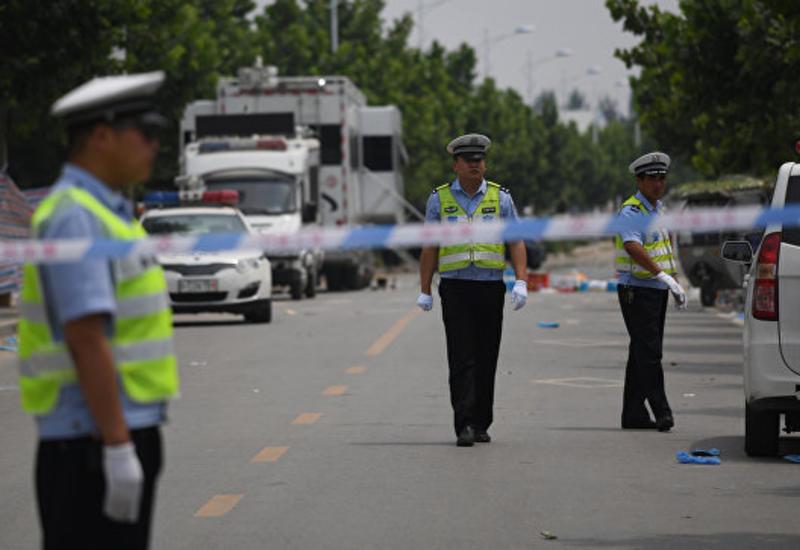 ДТП с участием 28 автомобилей в Китае: девять человек стали жертвами