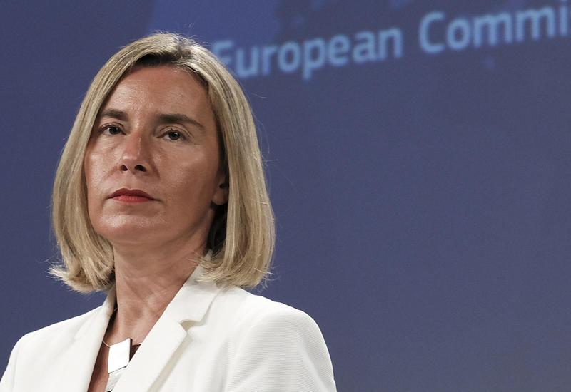Могерини исключила возможность превращения ЕС в военный союз