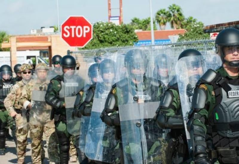 Пентагон отзывает расположенных у границы с Мексикой военных