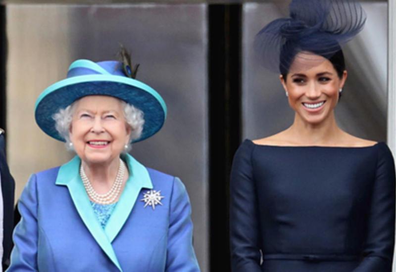Британская королева сделала выговор Меган Маркл и велела поменять привычки