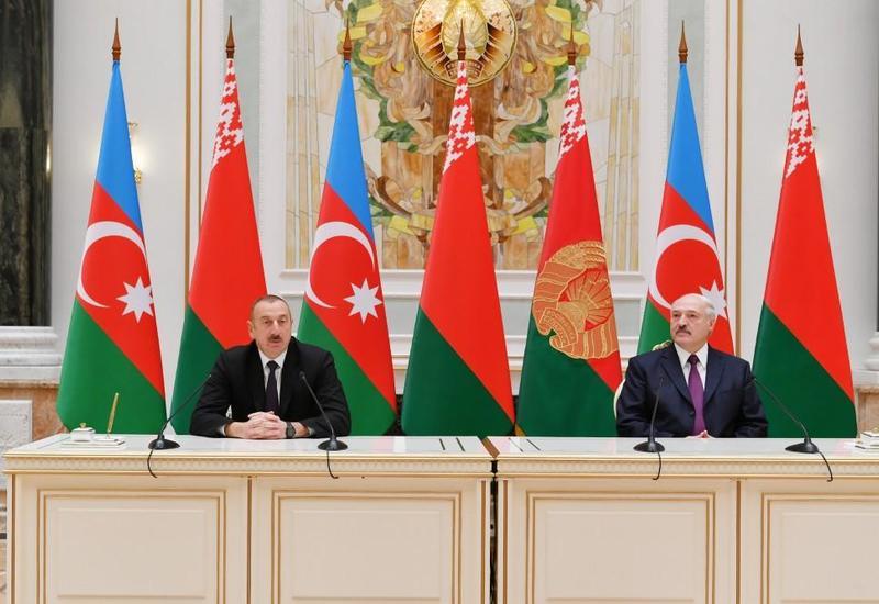 Президент Ильхам Алиев: Заключение контрактов на десятки миллионов долларов - это хороший показатель для будущего
