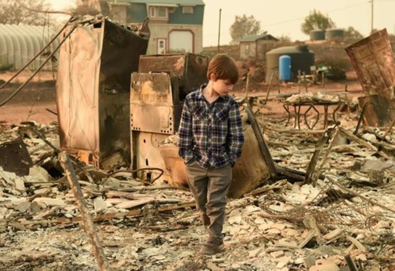 Новая опасность для жителей Калифорнии после пожаров