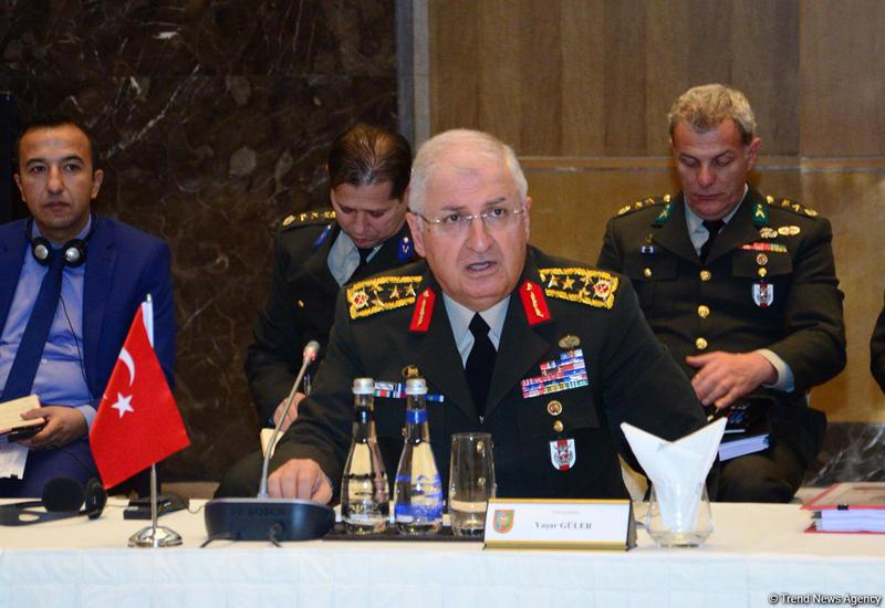 Турция намерена расширить военное сотрудничество с Азербайджаном и Грузией