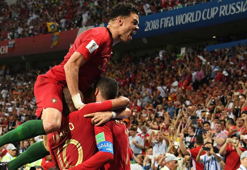"""Португалия в меньшинстве упустила победу над Польшей в Лиге наций <span class=""""color_red"""">- ВИДЕО</span>"""