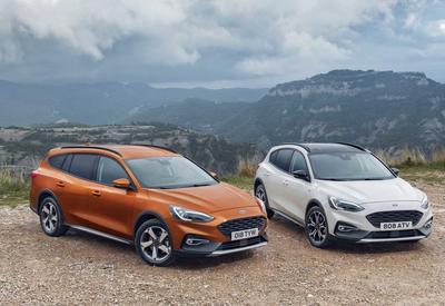 """В семействе Ford Focus появился вседорожный универсал <span class=""""color_red"""">- ФОТО</span>"""