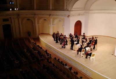 В Филармонии состоялся прекрасный концерт классической музыки