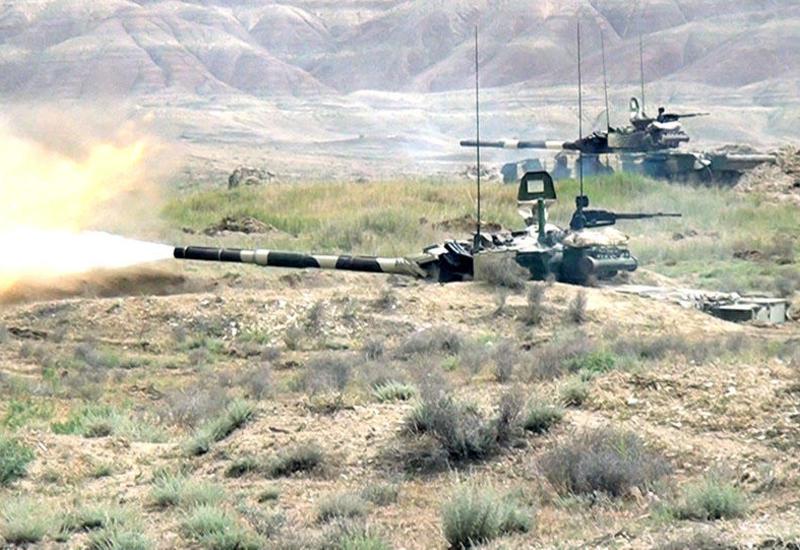 Азербайджан, Турция и Грузия проводят совместные военные учения