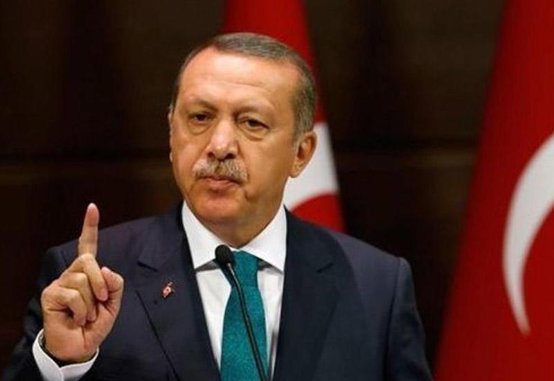 Эрдоган жестко раскритиковал западные СМИ