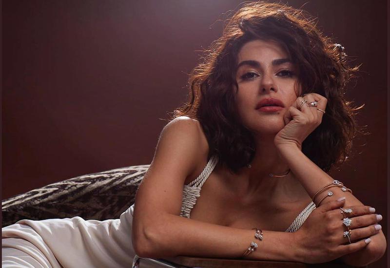 Азербайджанская актриса произвела фурор на красной дорожке в Испании