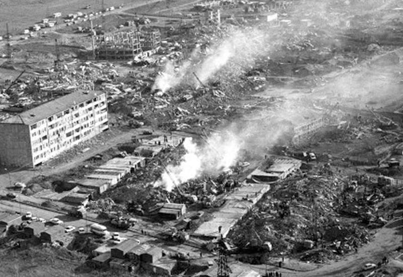"""В Армении бредят - нашли """"виновных"""" в спитакском землетрясении"""