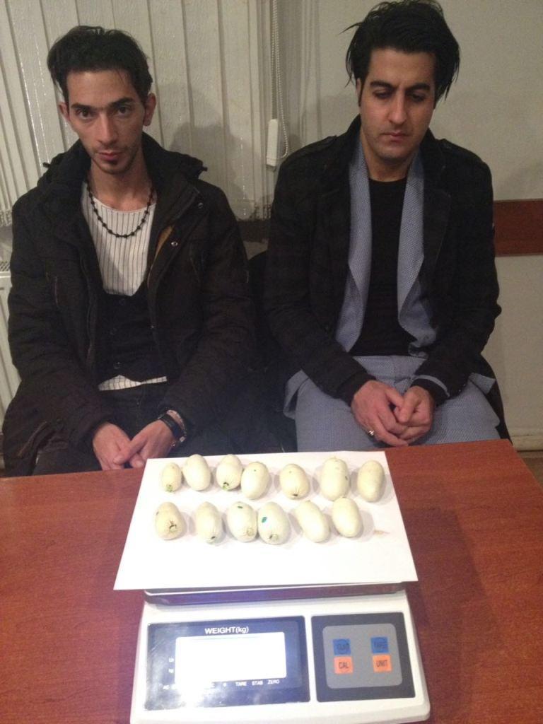 Азербайджанские пограничники преcекли ввоз в страну партии наркотиков