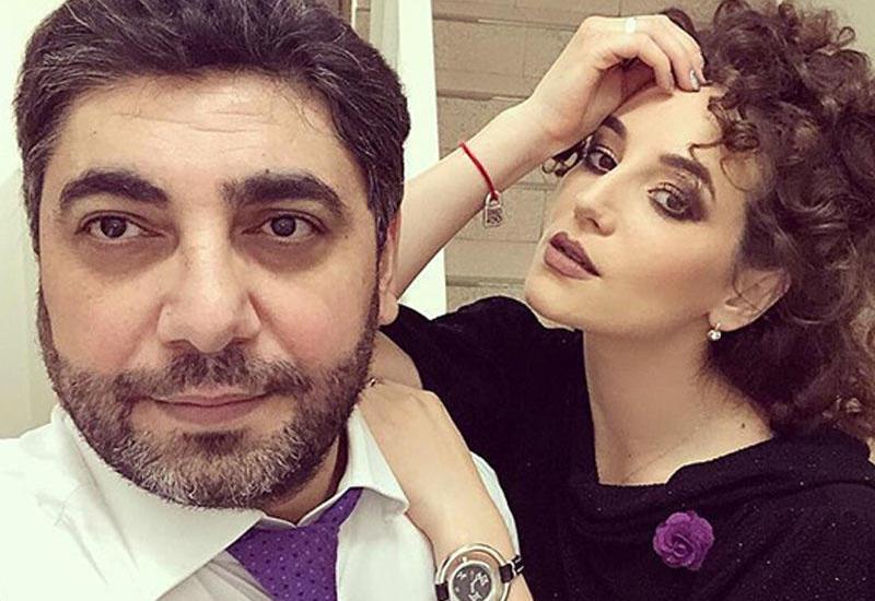 """Nuri duet ortağı ilə evləndiyini etiraf etdi - """"Bir oğlumuz var"""" - FOTO"""