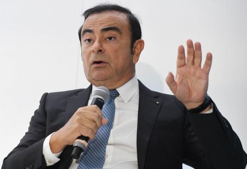 Арест экс-главы Nissan Карлоса Гона продлили