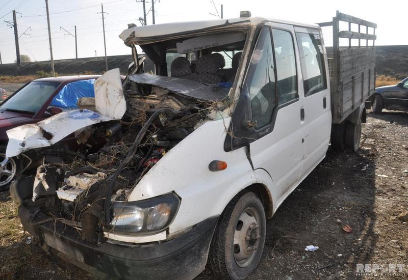 Тяжелое ДТП в Азербайджане, погиб подросток