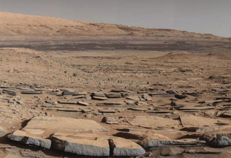 NASA ужаснул огромный крест наМарсе