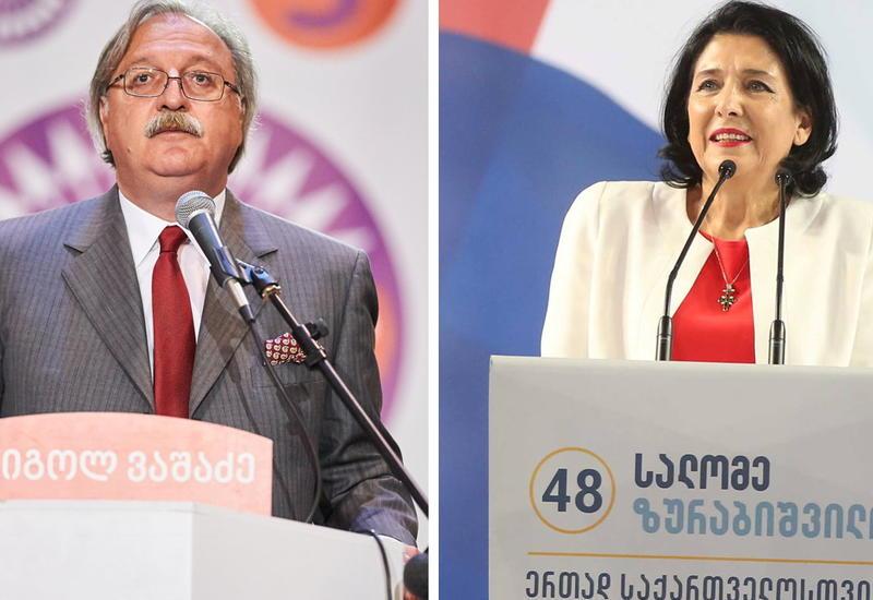 Грузия выбрала нового президента
