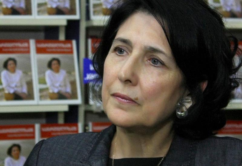 Избранный президент Грузии отказалась дружить с Россией