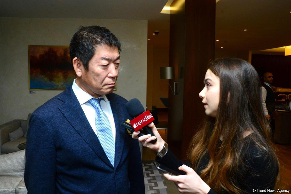 Мехрибан Алиева поддерживает развитие гимнастики не только в Азербайджане, но и во всем мире