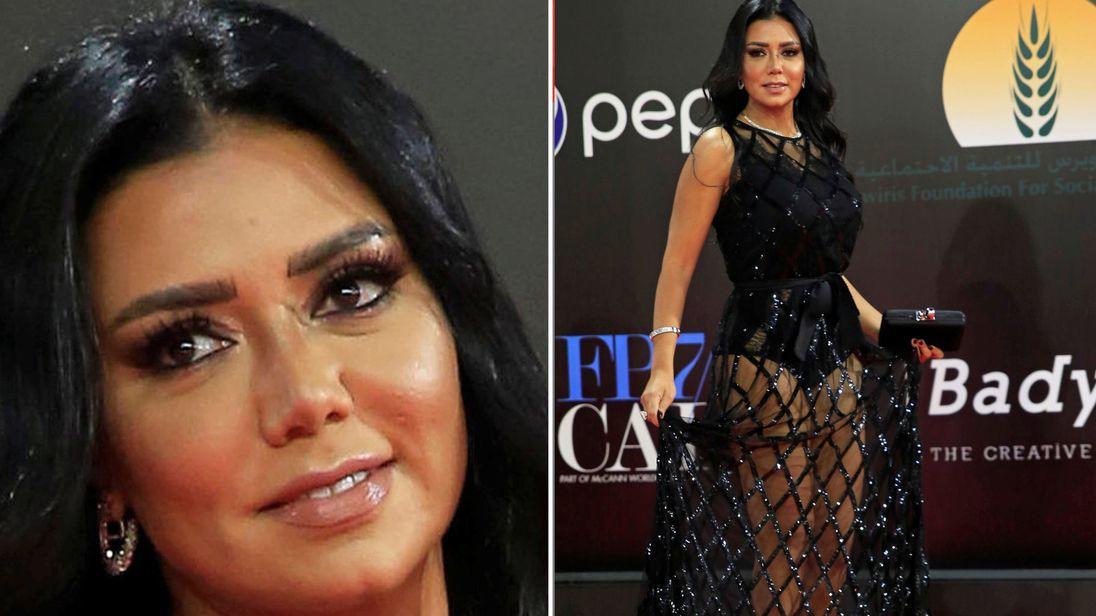 Египетской актрисе грозит тюрьма заоткровенный наряд