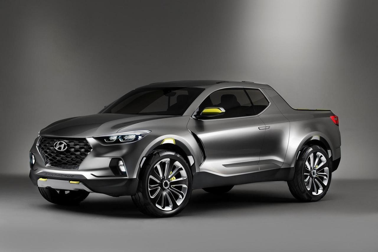 Hyundai готовит к производству пикап
