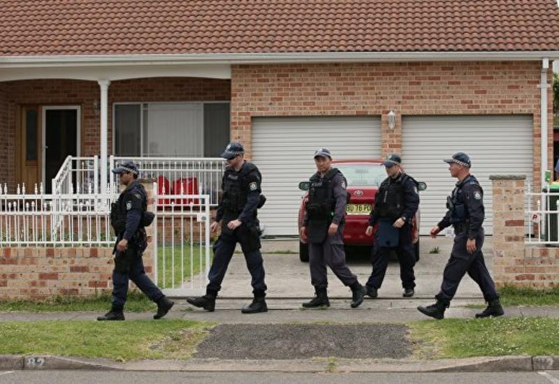 В Австралии неизвестные устроили перестрелку и забаррикадировались в доме
