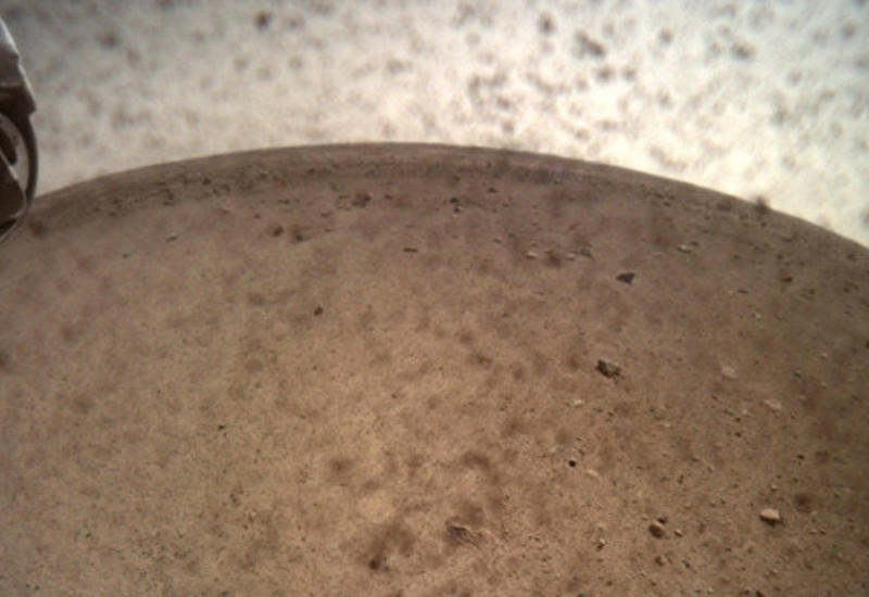 Ученые НАСА рассказали о первых итогах посадки на Марс
