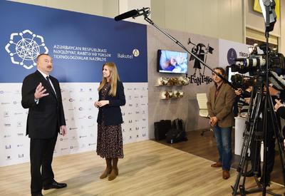 Президент Ильхам Алиев:  Главная наша задача, чтобы экономика Азербайджана устойчиво развивалась, независимо от мировой конъюнктуры цен на нефть