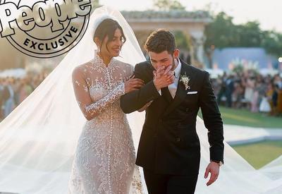 """Каким было свадебное платье Приянки Чопры? <span class=""""color_red"""">- ФОТО</span>"""