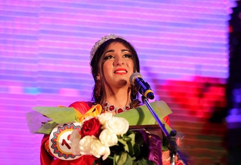 Азербайджанка завоевала титул этнокрасавицы Камчатки