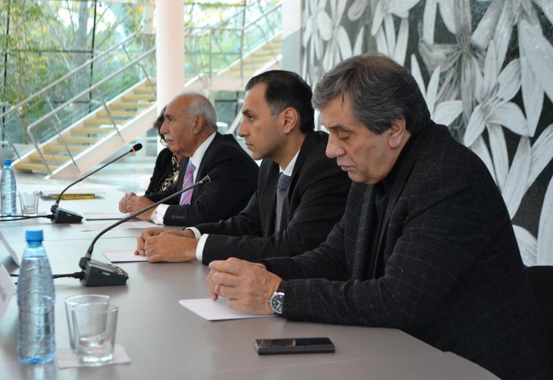 Центр мугама презентовал новый научно-теоретический масштабный проект