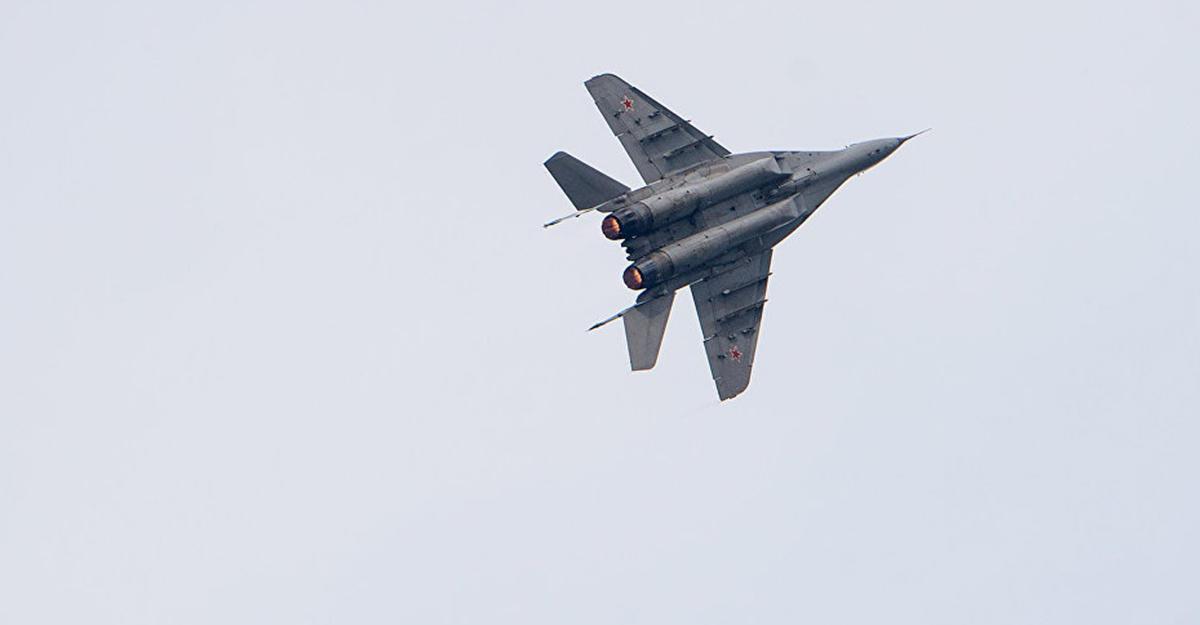 ВАрмении ищут пропавший штурмовик Су— 25