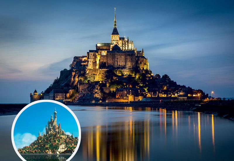 15 мест, с которых Дисней рисовал свои замки и пейзажи