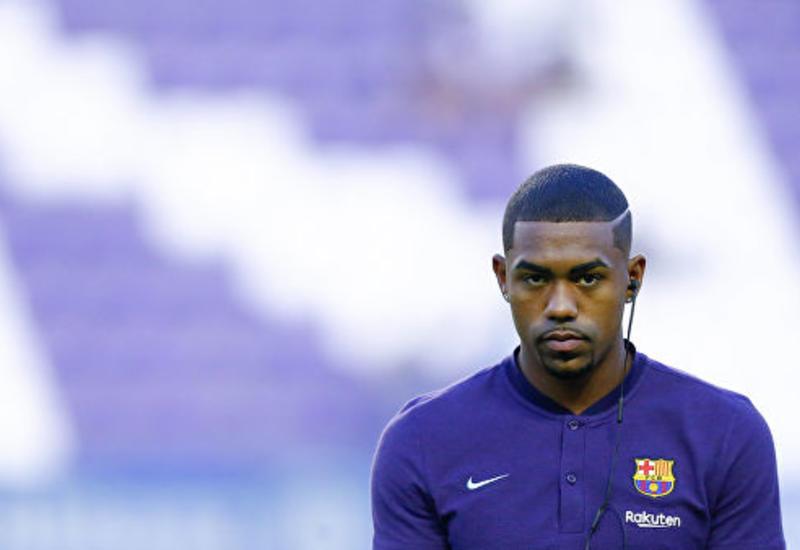 """Нападающий """"Барселоны"""" выбыл на неопределенный срок из-за травмы лодыжки"""