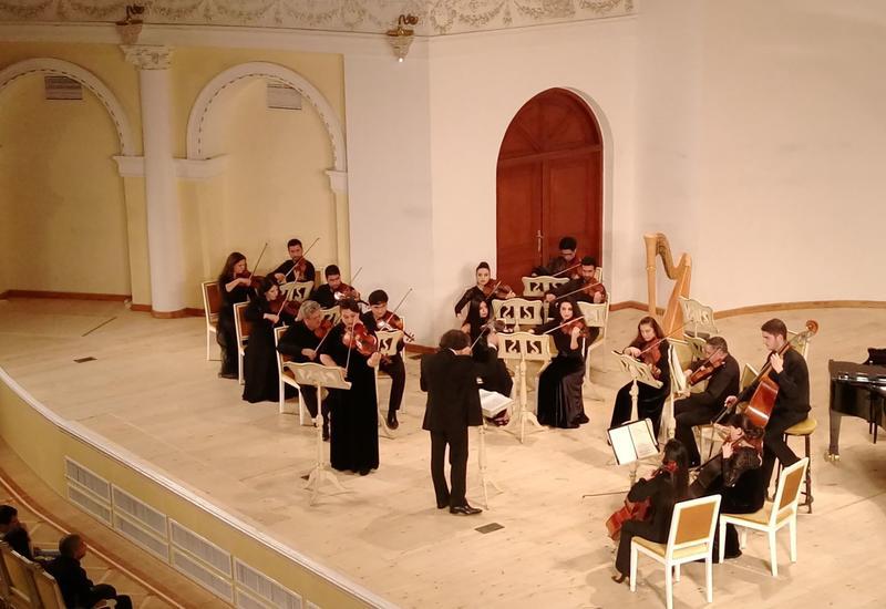В Филармонии состоялся прекрасный концерт Государственного камерного оркестра