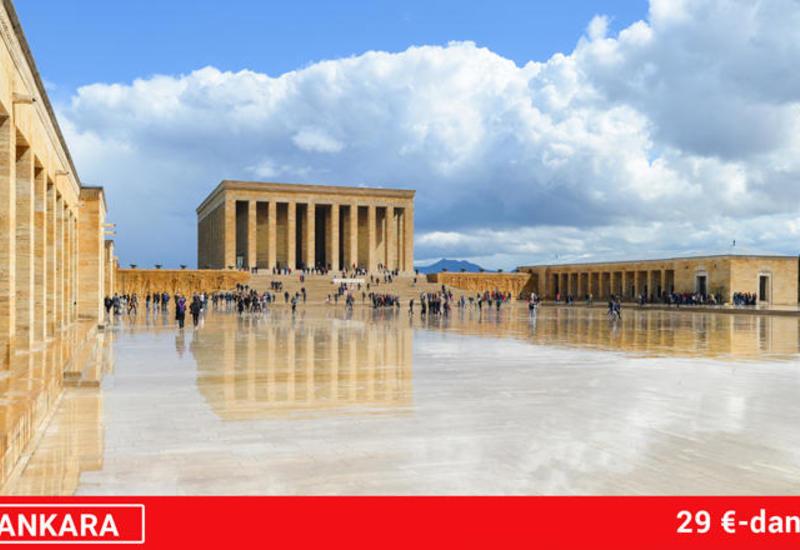 Buta Airways открывает прямой рейс в Анкару