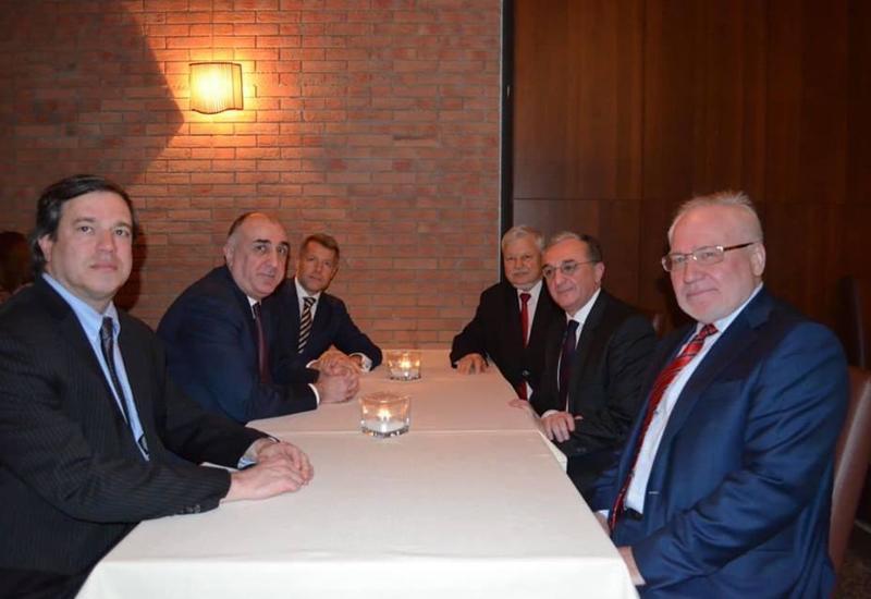 Встреча глав МИД Азербайджана и Армении в Милане