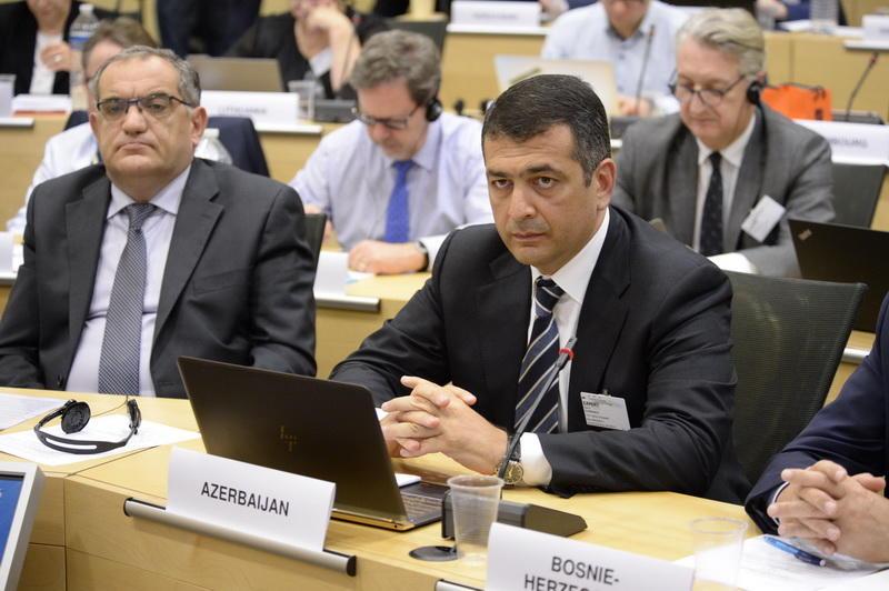 Азербайджанец получил высокую должность в Совете Европы