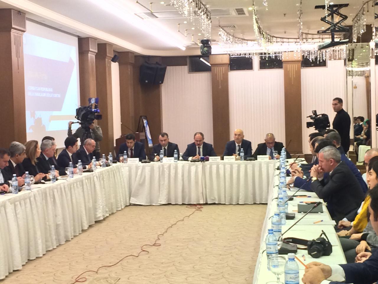 Заработал первый официальный адресный портал Азербайджана