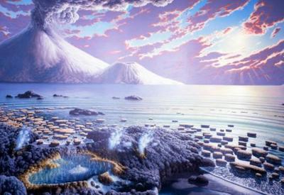 Ученые: Жизнь на Земле могла появиться благодаря обычной соли